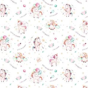 Watercolor unicorn world_27