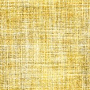 Old Gold Faux Linen
