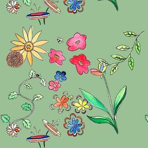 flower-ed