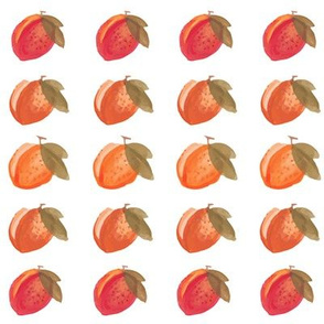 Peaches: Color-by-Fruit Collection.