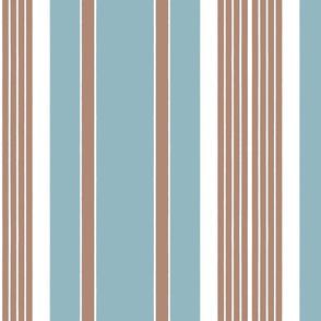 Rayures beige