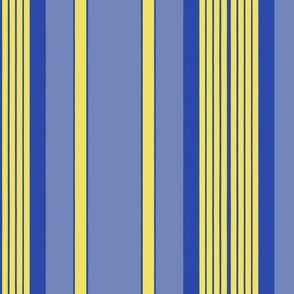 Rayures jaune
