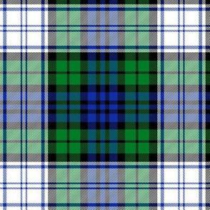 "Sutherland dress fashion tartan, 6"""