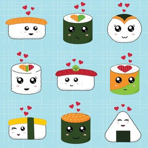 Sushi Love Small