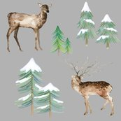 Rwinter_deer_on_gray_shop_thumb
