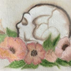 Boho Skull
