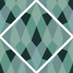 Square green