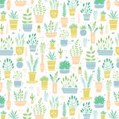 Party Cactus Pastel