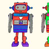 plushie large robots