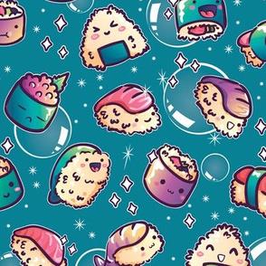 Sushi Sparkles