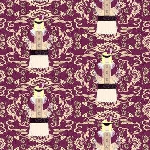 Victorian Ladies Roxy Fabric Collection