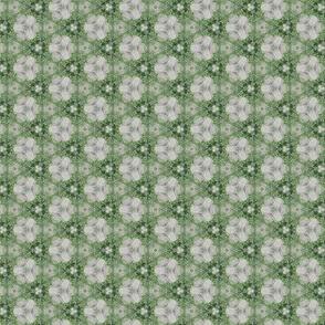Pine Pattern Floral Photo Print
