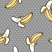 The Cool Banana - Gray