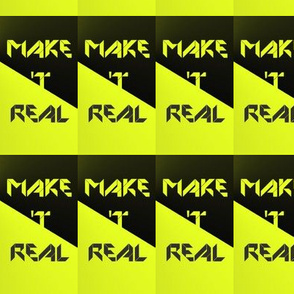 T-shirt Mode 1 : Make 't Real