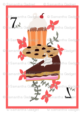 Deck of Pastries