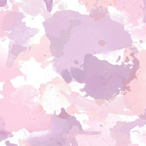 Sweet Pink Watercolor