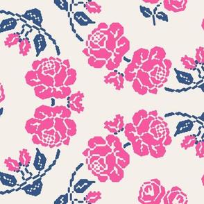 Folk Rose - Cream