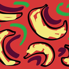 Techno IV (Bananas) (2017)