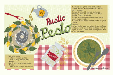 Rustic_Pesto_for_Spoonflower_Challenge1 fabric by janecs on Spoonflower - custom fabric