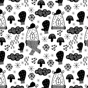 Cold Outside Pattern 2