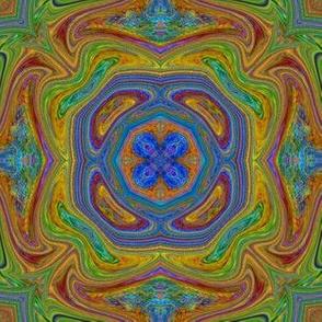Scribble Tile 17
