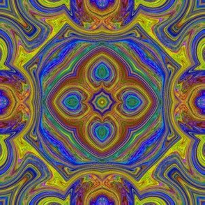Scribble Tile 19