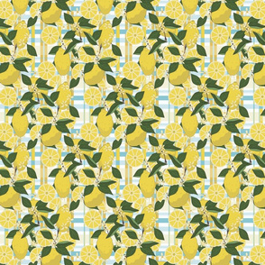 Lemon_pattern_with_blue_and_white_check_