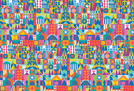 City of Blocks fabric by ejrippy on Spoonflower - custom fabric