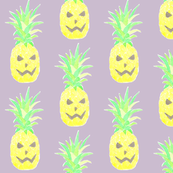 pine-o-lantern in lavender