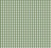 gingham hunter green