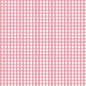 gingham berry cream