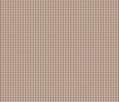 gingham chocolate brown fabric by misstiina on Spoonflower - custom fabric