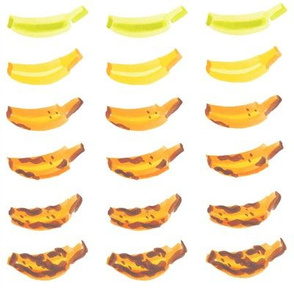 """Bananas: """"Juicy Color"""" Collection"""