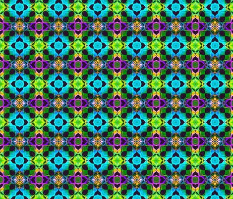 Fractal 303 fabric by anneostroff on Spoonflower - custom fabric