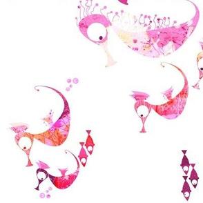 Pink Stampede - Sideways