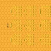 Honey_Calendar_2018