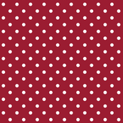 chili pepper polka dots