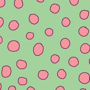 Can_can_dots_pink_green