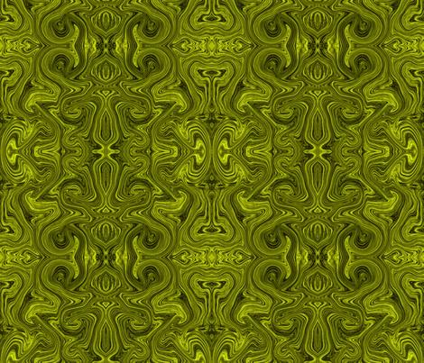 yellowliquidmarble fabric by jaccii on Spoonflower - custom fabric