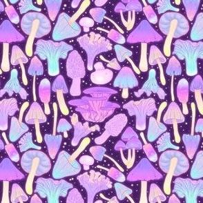 Spooky Mushroom Hunt