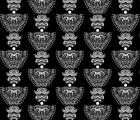 Lions fabric by blayney-paul on Spoonflower - custom fabric