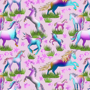 Unicorns_on_Pink