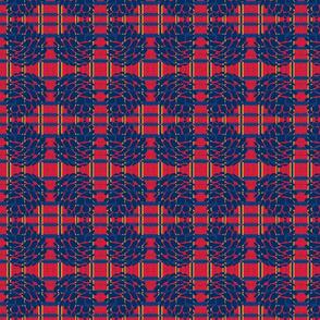 MacPlaid-Pine Cone