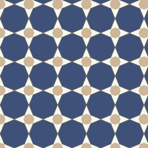 Moroccan Pattern 2 - Colorway 2