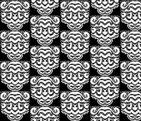 Satyrs fabric by blayney-paul on Spoonflower - custom fabric