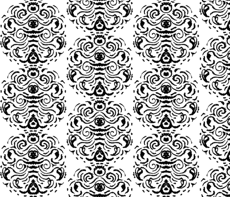 Ivy_Medallions fabric by blayney-paul on Spoonflower - custom fabric