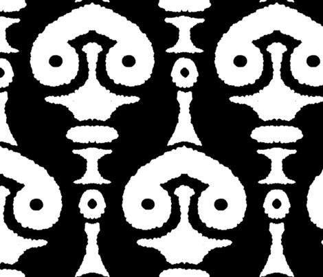 Large_Carved_Wood fabric by blayney-paul on Spoonflower - custom fabric