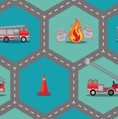 Fire_engine_fabric_-_hex_road_diag_pattern_lg_shop_thumb