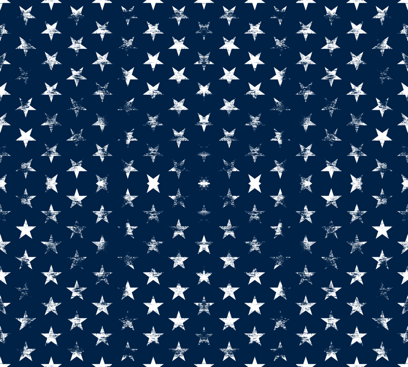61c748b243f6 Distressed White Stars on Navy Blue (Grunge Vintage 4th of July American  Flag Stars) wallpaper - sweeterthanhoney - Spoonflower
