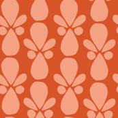 Droplet Motif // Orange